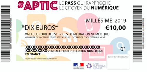 specimen de pass #APTIC